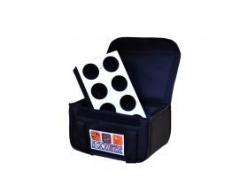 CoffeeThermobag with mixed rack for 8 coffees